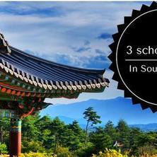 3 ทุนการศึกษาที่น่าจับตามองจากเกาหลีใต้